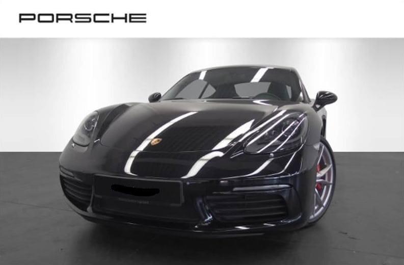 Porsche 718 Cayman S / Carte grise incluse