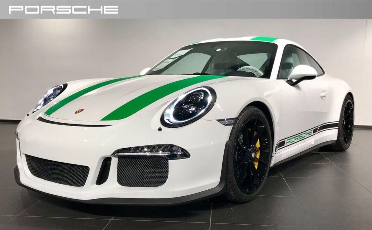 Porsche 991 R / Carte grise incluse