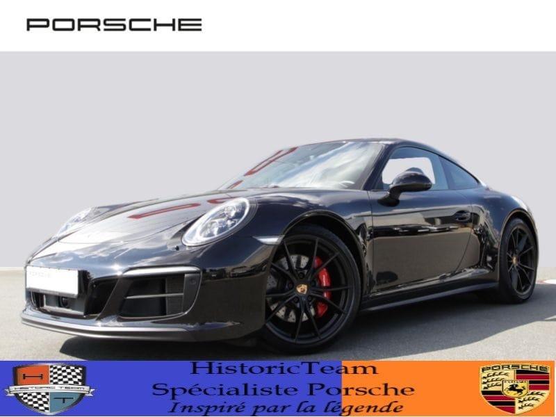 PORSCHE 911 / 991 GTS
