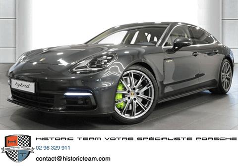 Porsche Panamera 4 E-hybride