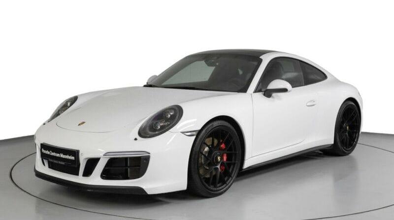 Porsche 991 GTS malus inclus