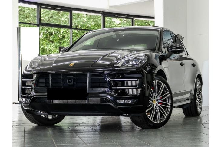 Porsche Macan Turbo / Carte grise incluse