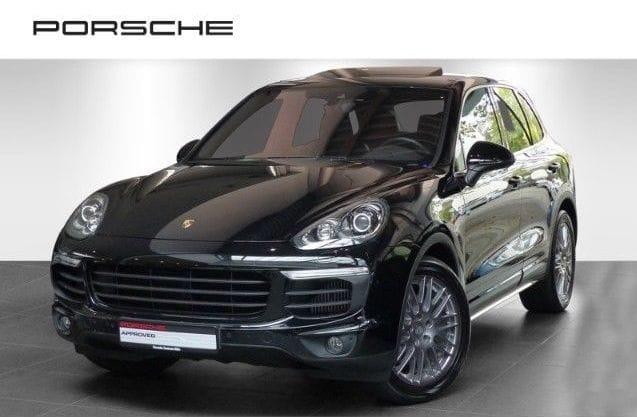 Porsche Cayenne V8 / Carte grise incluse
