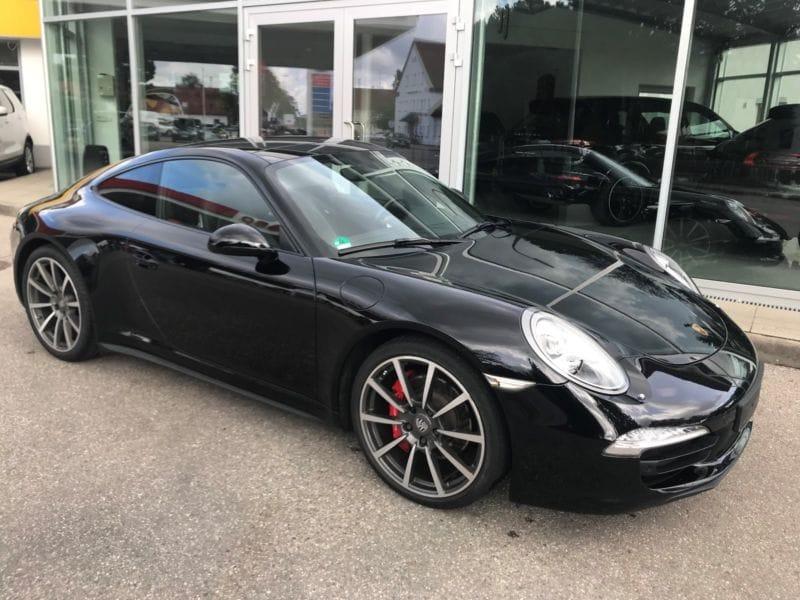 Porsche 991 Carrera 4S / Carte grise incluse