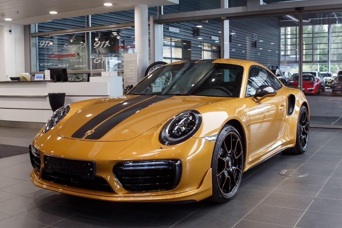 Porsche 911 / 991 Exclusive Série