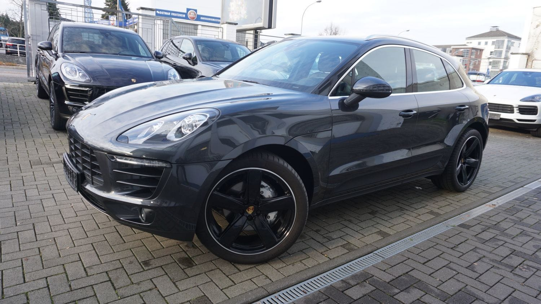 Porsche Macan SD