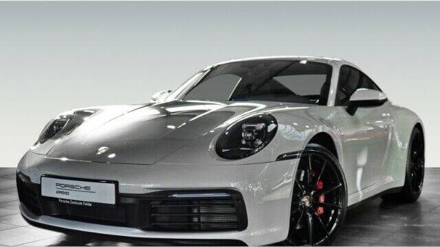 Porsche 911 (992) Carrera S Coupe malus inclus