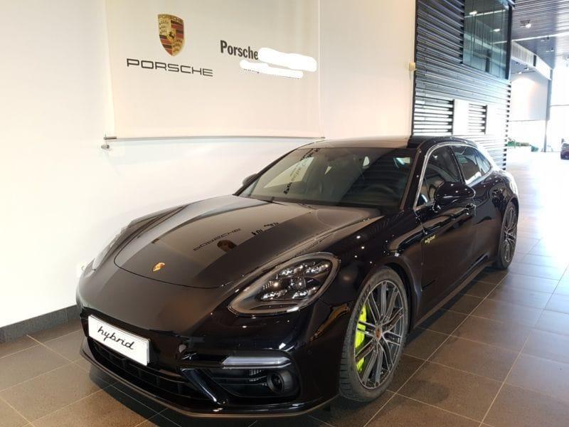 Porsche Panamera Turismo 4 Turbo S / Hybride