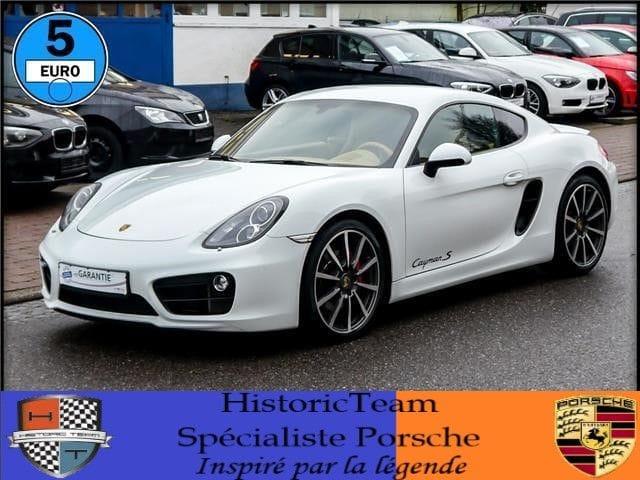 Porsche Cayman S 325ch