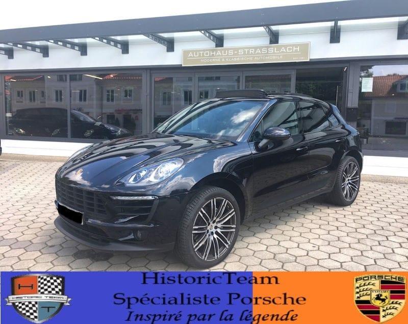 Porsche Macan SD PDK