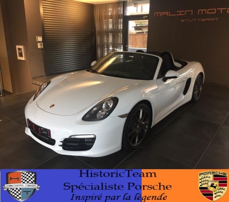 Porsche Boxster S 315ch