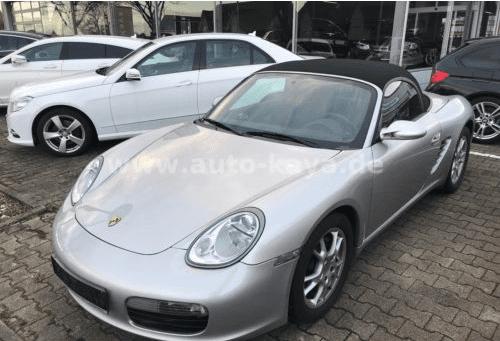 Porsche Boxster Tiptronic S