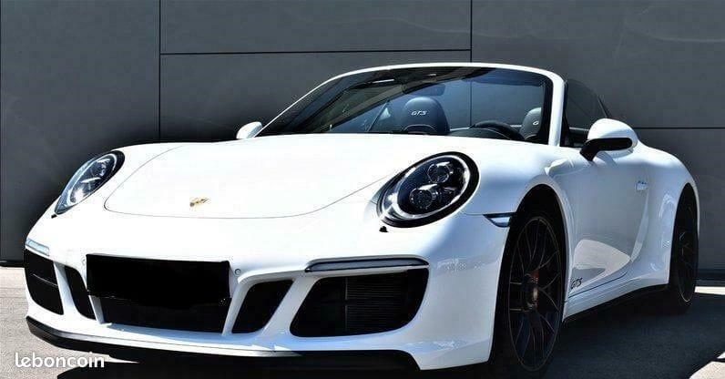 Porsche 911 (991) Carrera Cabriolet GTS - Malus inclus et soumis LOA