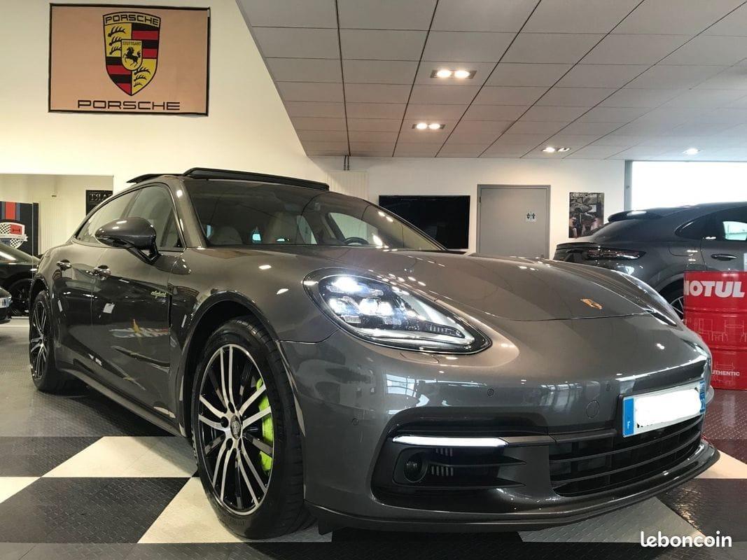 Porsche Panamera Turismo Hybride 462ch État irréprochable