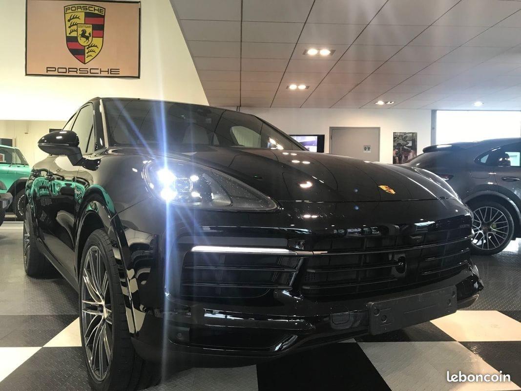 Porsche Cayenne coupé Hybride 462ch