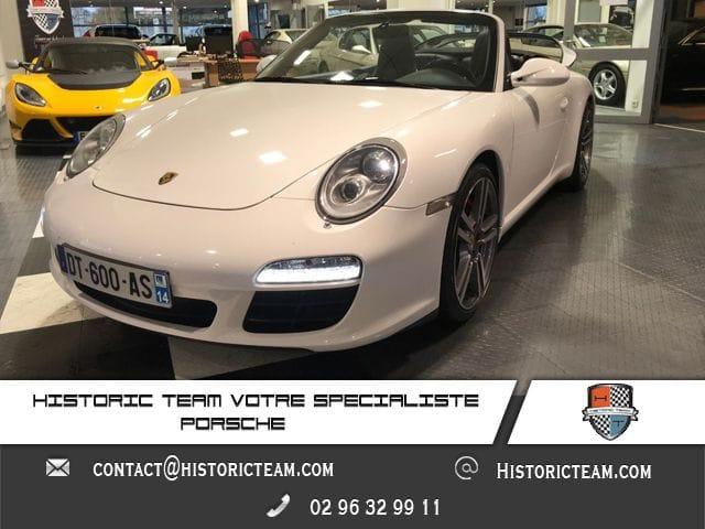 Porsche 911 997 Carrera S PDK Carnet intégral