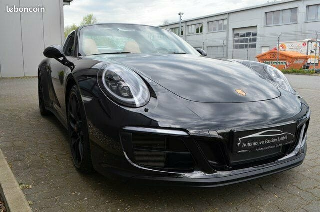 Porsche 911 (991) Targa GTS 1ère main malus réglé