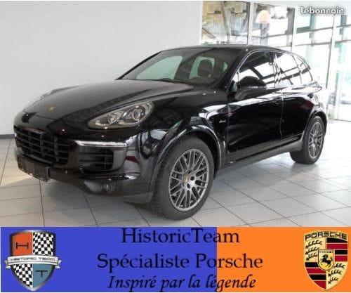 Porsche Cayenne Diesel 2017