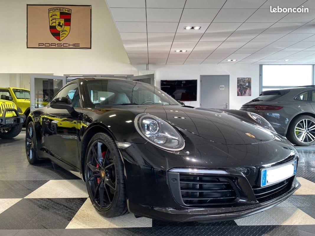 Porsche 911 (991) Carrera S État irréprochable
