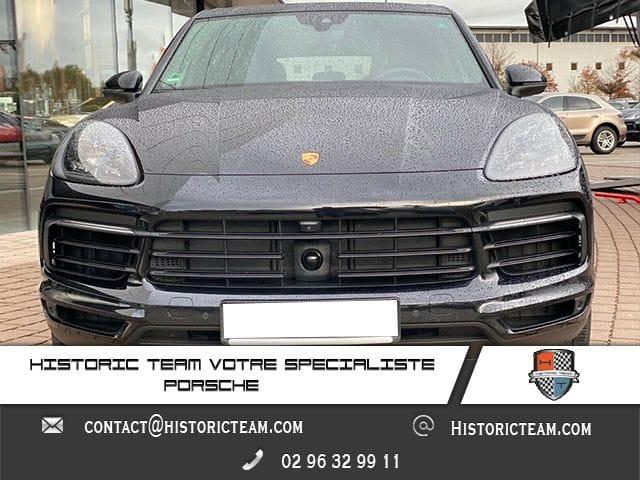 Porsche Cayenne E-Hyb. Matrix