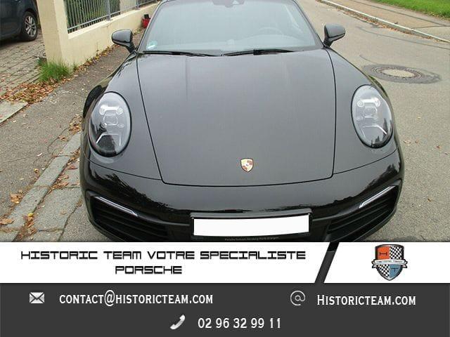 Porsche Carrera 992 S - Malus inclus