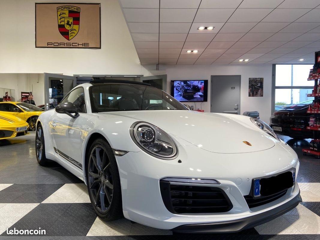 Porsche 911 (991) Carrera T ÉTAT NEUF