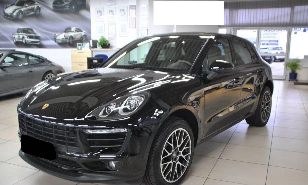 Porsche Macan SD / Carte grise incluse