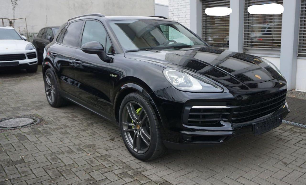 Porsche Cayenne E-Hybride
