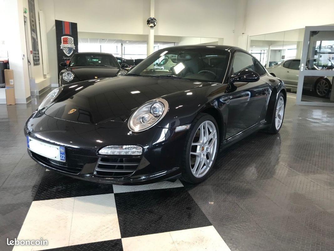 Porsche 911 997 phase 2 Carrera 4 Etat irréprochable