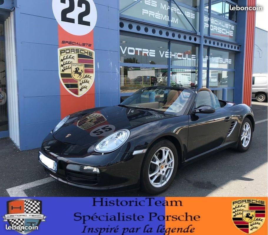 Porsche Boxster 2 987 245ch