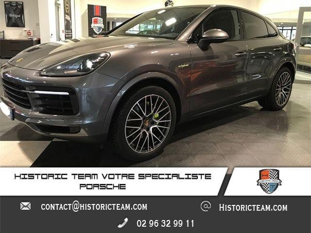 Porsche Cayenne Coupé Hybride 462ch disponible