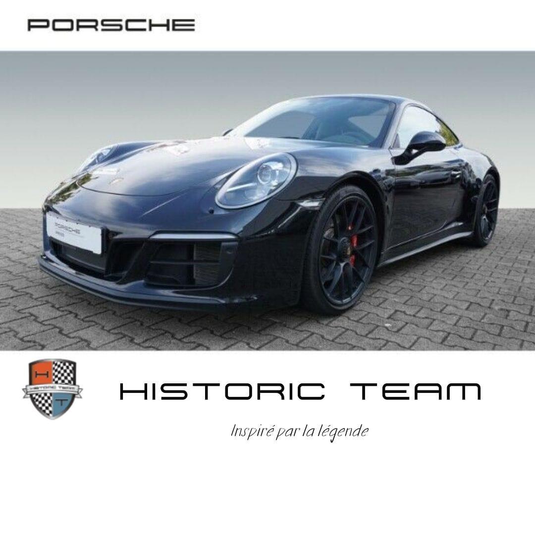 Porsche 911 991 Carrera GTS