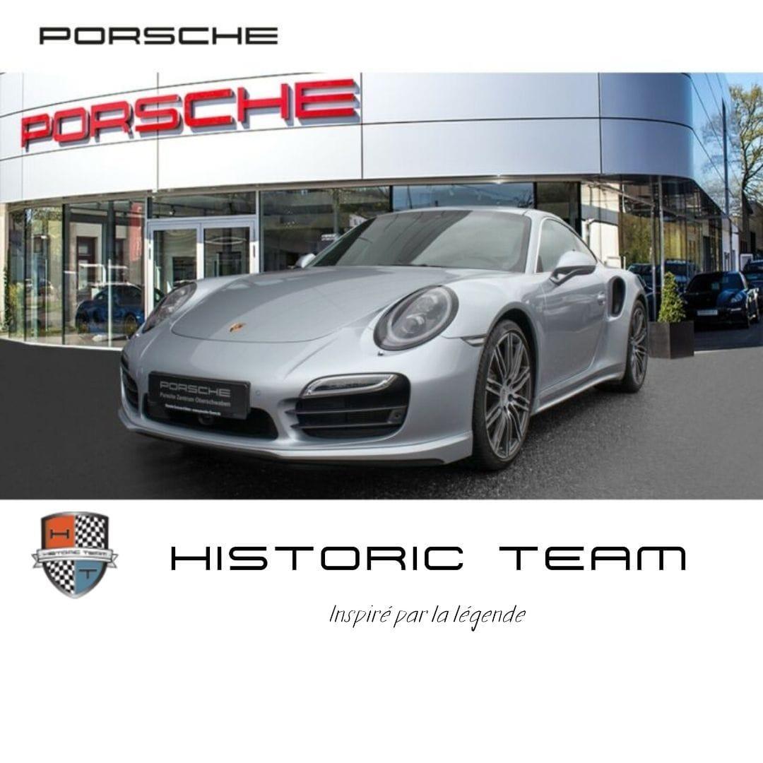 Porsche 911 991 Turbo Coupé