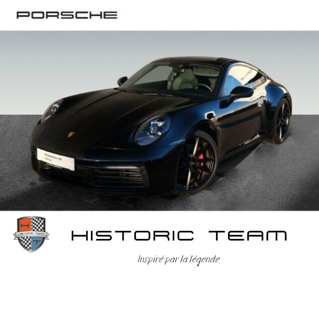 Porsche 911 992 Carrera S Coupé