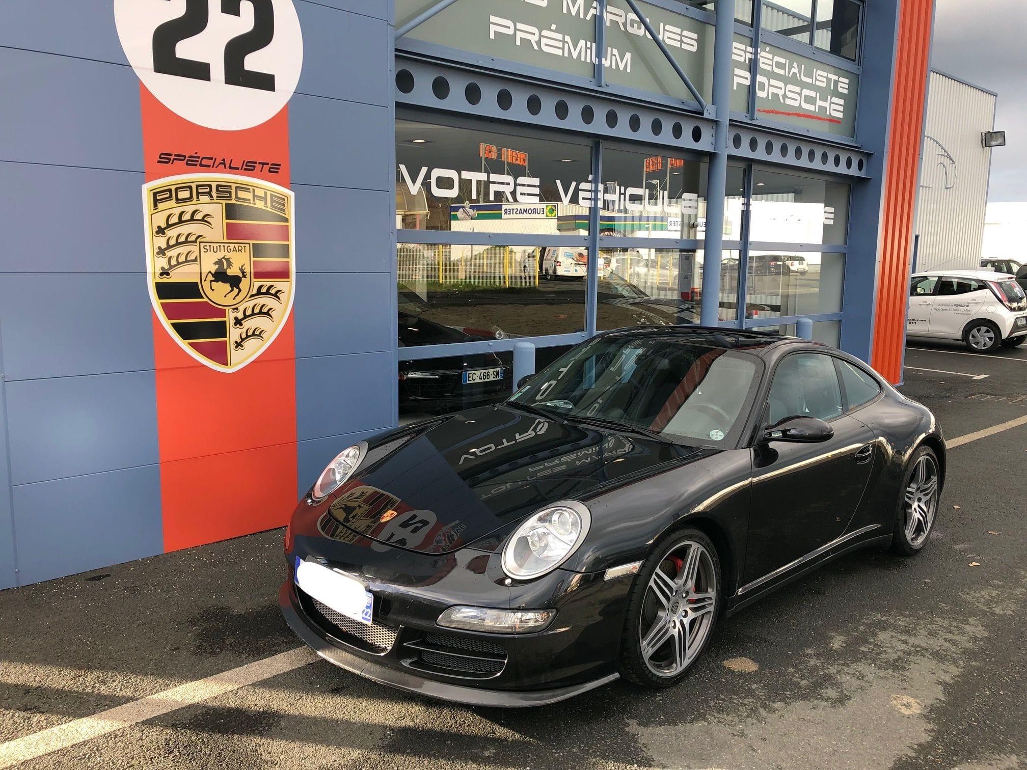 Porsche 911 / 997 Carrera 4S