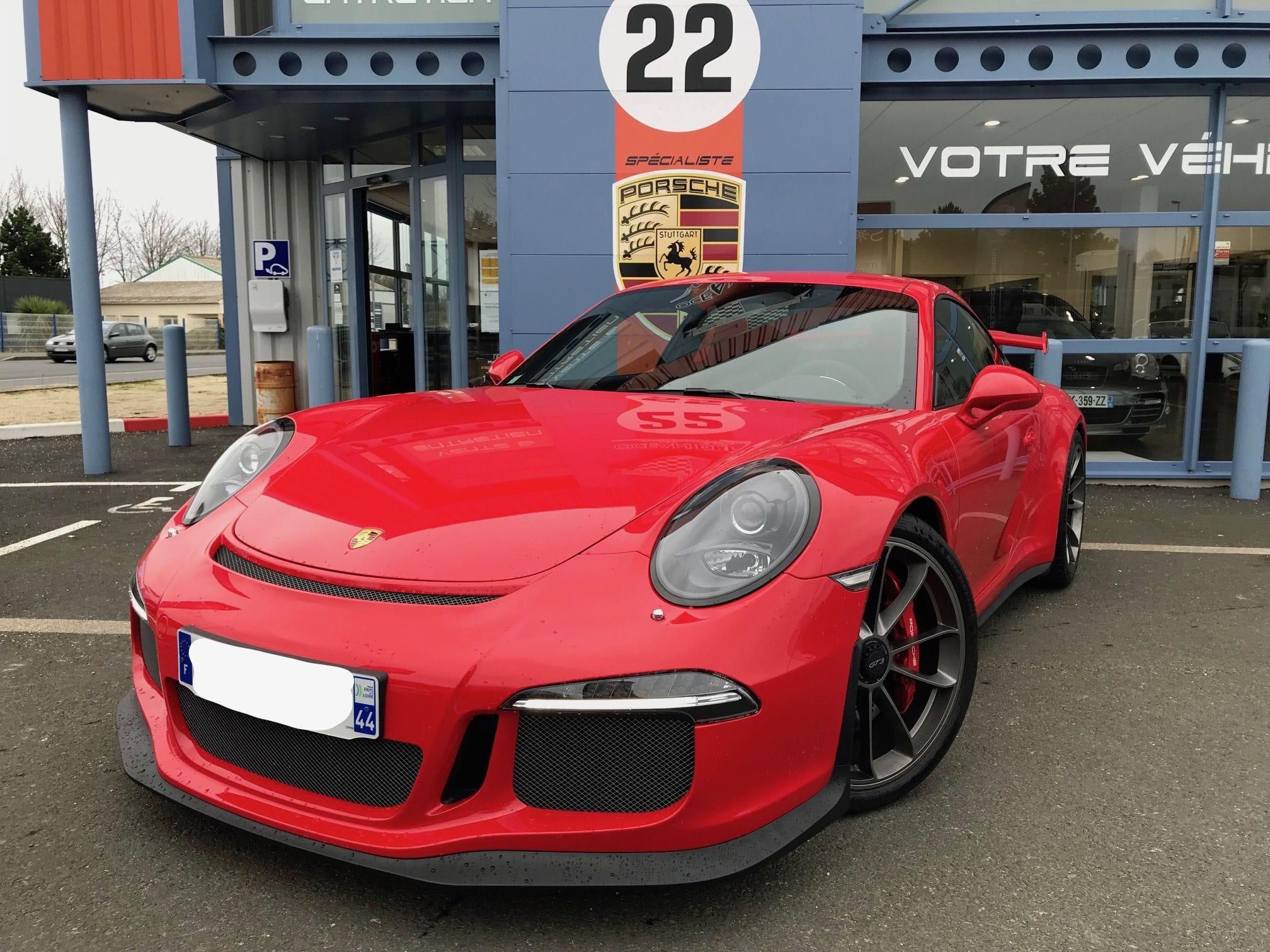 Porsche 911 / 991 GT3 3.8L