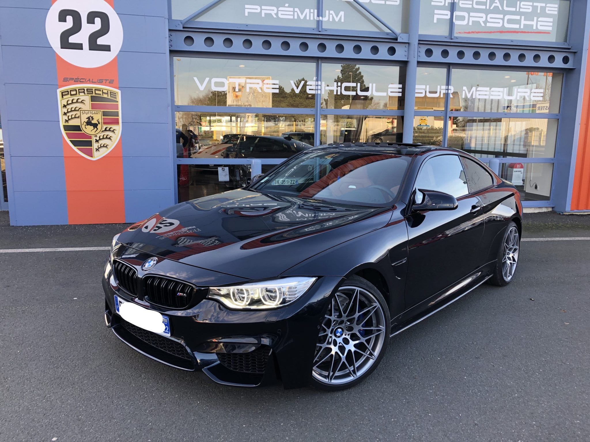 BMW M4 Pack Compétition 450CH