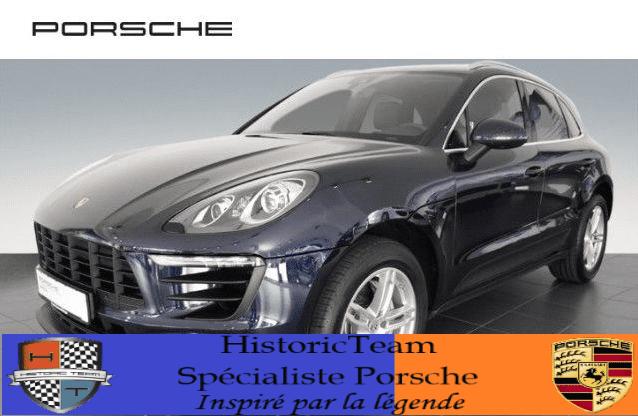 PORSCHE MACAN S V6