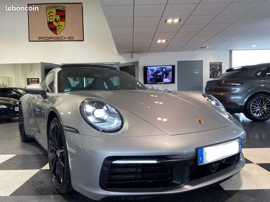 Porsche 911 992 Carrera S 1ère main