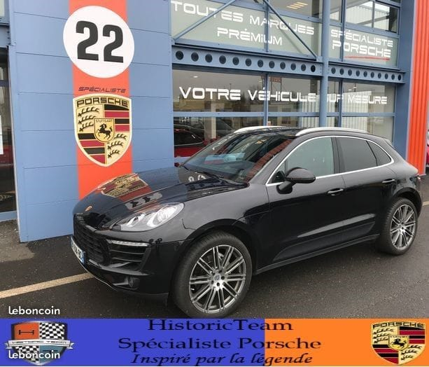 Macan V6 Diesel toutes options