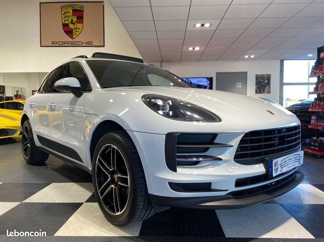 Porsche Macan 245ch 1ère main ÉTAT NEUF