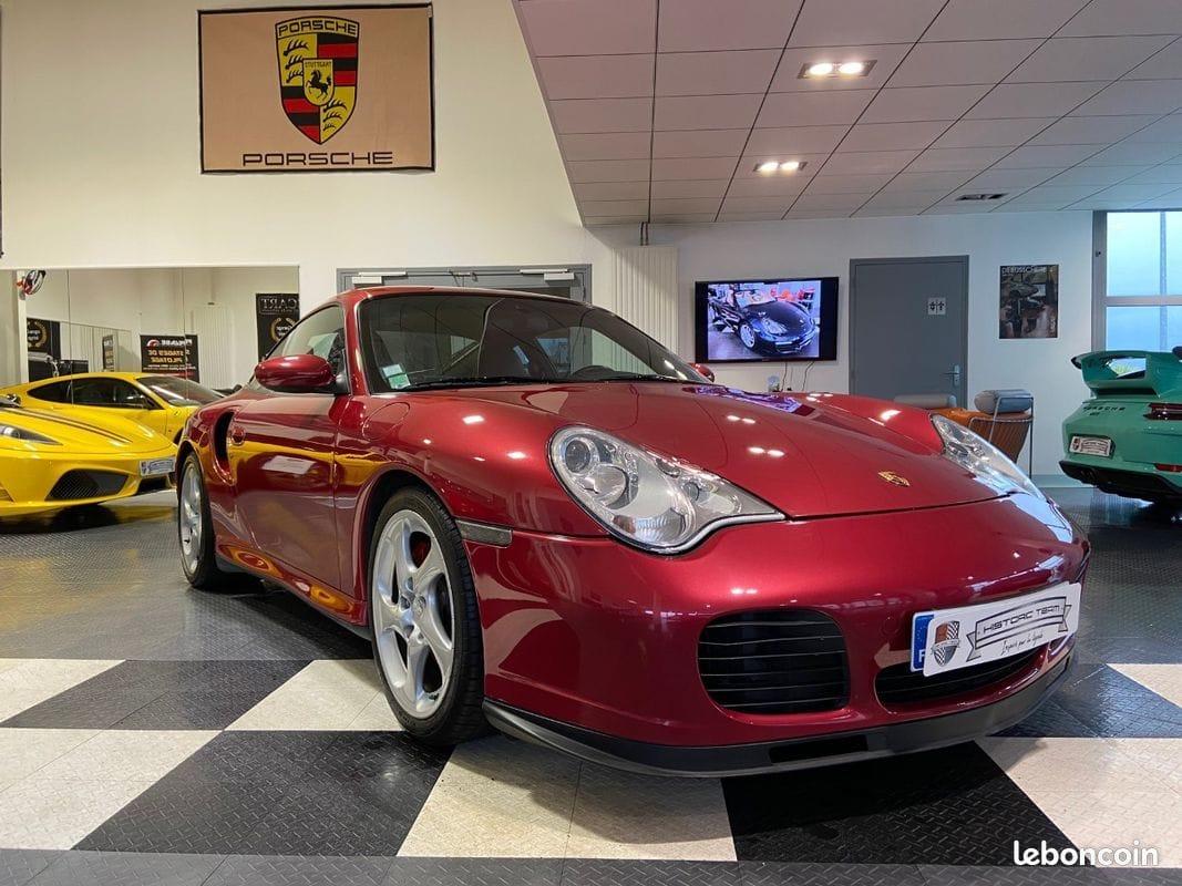 Porsche 911 (996) TURBO État exceptionnel