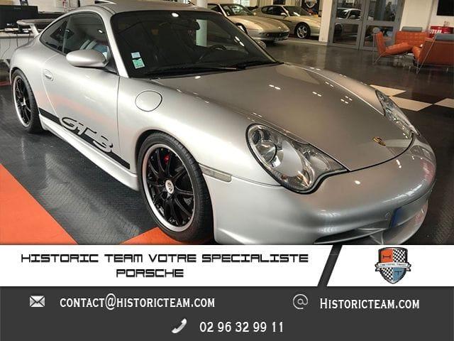 PORSCHE 911 996 3,6L Kit GT3 usine état irréprochable