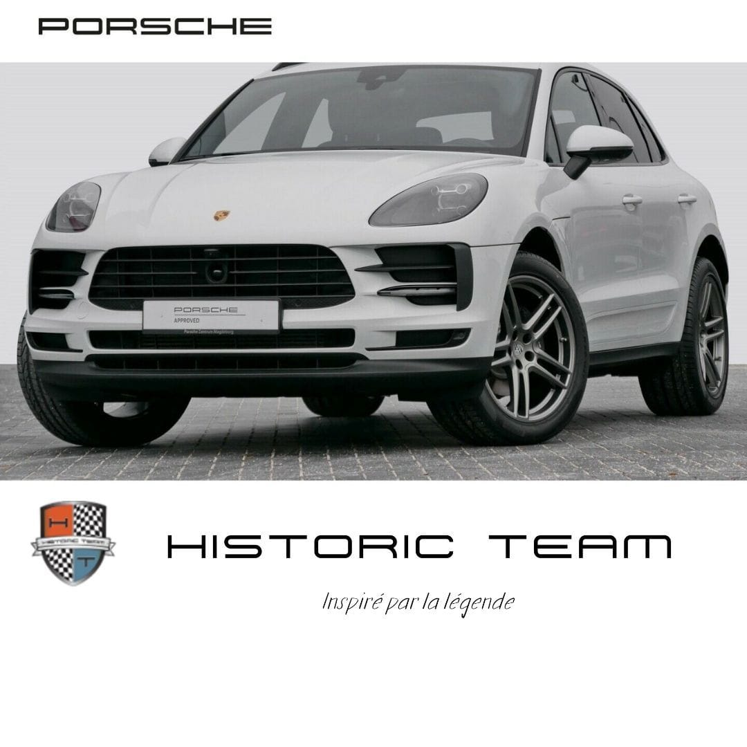 Porsche Macan Blanc 245ch