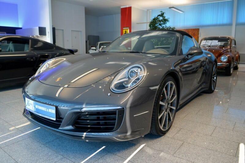 Porsche 991 Targa 4S 420 CH PDK irréprochable