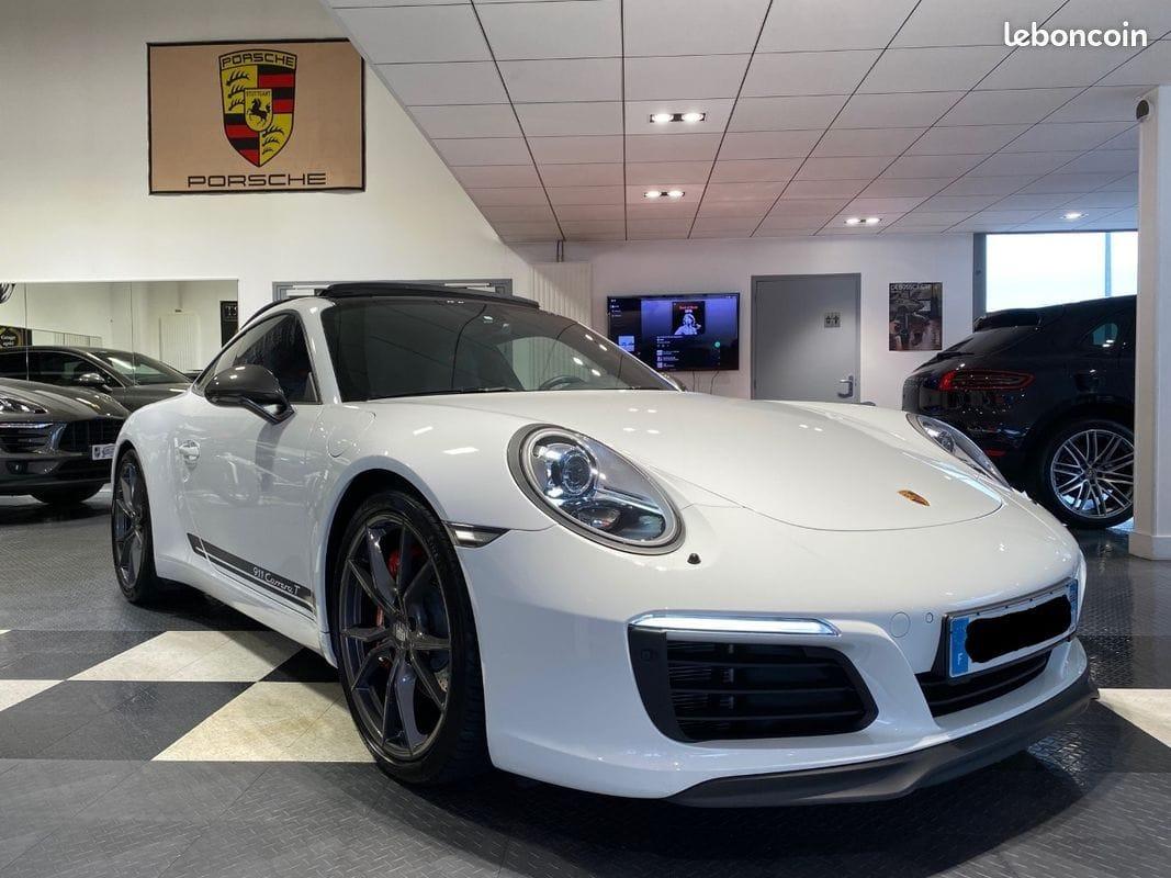 Porsche 911 991 Carrera T ÉTAT NEUF