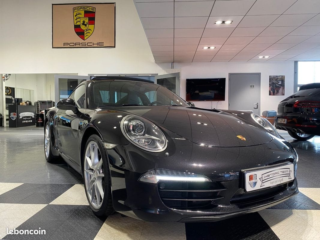 Porsche 911 991 Carrera T ÉTAT IRRÉPROCHABLE
